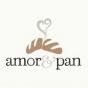 Logo empresa: amor y pan