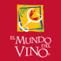 Logo empresa: el mundo del vino (goyenechea)