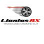 Logo empresa: llantas rx