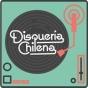 Logo empresa: disquería chilena (bernarda morín)