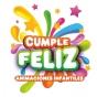 Logo empresa: cumple feliz