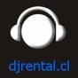 Logo empresa: dj rental