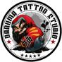 Logo empresa: daruma - tattoo studio