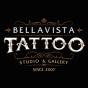 Logo empresa: bellavista tattoo studio