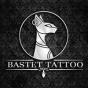 Logo empresa: bastet tattoo