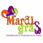 Logo empresa: mardigras