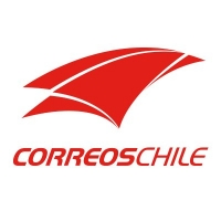 Logo empresa: correoschile - republica