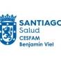 Logo empresa: benjamín viel (cesfam)