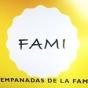Logo empresa: fami - fabrica de empanadas
