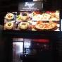 Logo empresa: brego (pizzas,empanadas y canastitas)