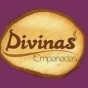 Logo empresa: divinas empanadas (la cisterna)