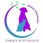 Logo empresa: clínica veterinaria parque bustamante