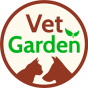 Logo empresa: veterinaria vet garden