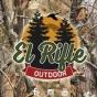 Logo empresa: el rifle outdoor store