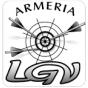 Logo empresa: armeria lgv