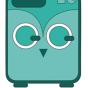Logo empresa: lavanderia nocturna
