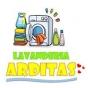 Logo empresa: lavandería arditas