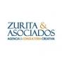 Logo empresa: zurita & asociados, agencia de marketing & consultora