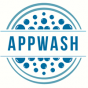 Logo empresa: appwash