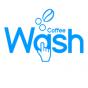Logo empresa: coffee wash