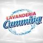 Logo empresa: lavanderia cumming