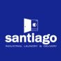 Logo empresa: santiago industrial laundry
