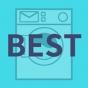 Logo empresa: lavandería best
