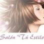 Logo empresa: salon tu estilo