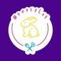 Logo empresa: wonderlab, beauty salon