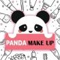Logo empresa: panda makeup store