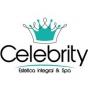 Logo empresa: celebrity spa