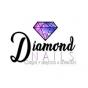 Logo empresa: diamond nails