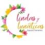 Logo empresa: lindas y lunáticas
