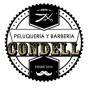 Logo empresa: condell, peluquería y barbería