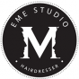 Logo empresa: eme studio hairdresser