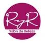 Logo empresa: salón de belleza ryr