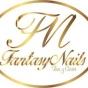 Logo empresa: fantasynails cursos y modelos