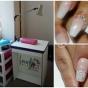 Logo empresa: lovely nails