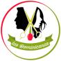 Logo empresa: las dominicanas nail art