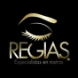 Logo empresa: salón regias