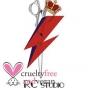 Logo empresa: rc studio hair boutique