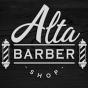 Logo empresa: alta barber