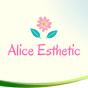 Logo empresa: alice esthetic