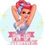 Logo empresa: pin-up hairstyle