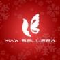 Logo empresa: max belleza