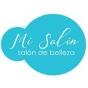 Logo empresa: peluquería mi salón