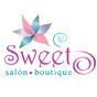 Logo empresa: sweet salón boutique