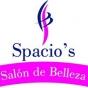Logo empresa: salon de belleza spacio s