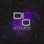 Logo empresa: diego jorquera estilista y make up artist