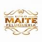 Logo empresa: estilo maite peluquería